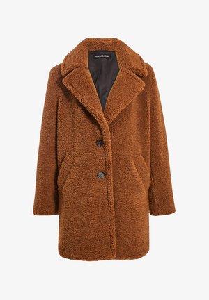 Krótki płaszcz - marron
