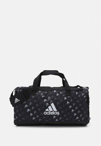 GRAPHIC UNISEX - Sports bag - black/white