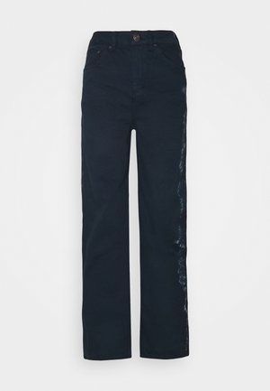 PUDDLE  - Jeansy Straight Leg - blue
