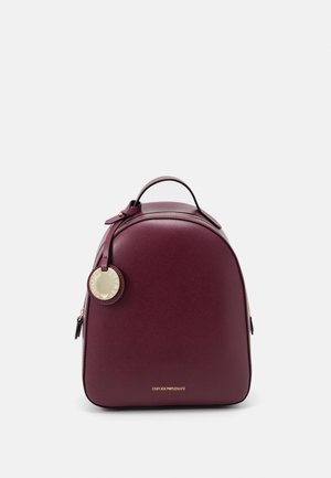 WOMEN BACKPACK - Rucksack - vinaccia/nero