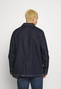 Dickies - MORRISTOWN - Giacca di jeans - rinsed indigo/blue - 2