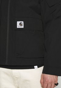 Carhartt WIP - BODE JACKET - Light jacket - black - 6