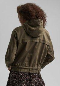 edc by Esprit - Summer jacket - khaki green - 2