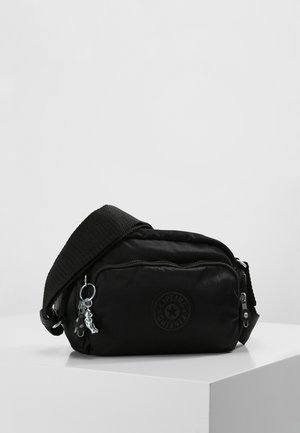 JENERA S - Across body bag - rich black