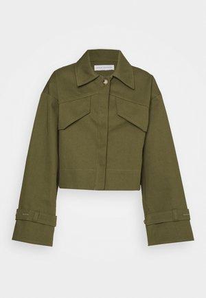 BIRSTI - Summer jacket - khaki