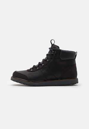 MONTESANO BOOT - Zapatillas de senderismo - black/ebony