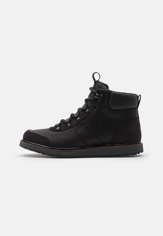 MONTESANO BOOT - Fjellsko - black/ebony