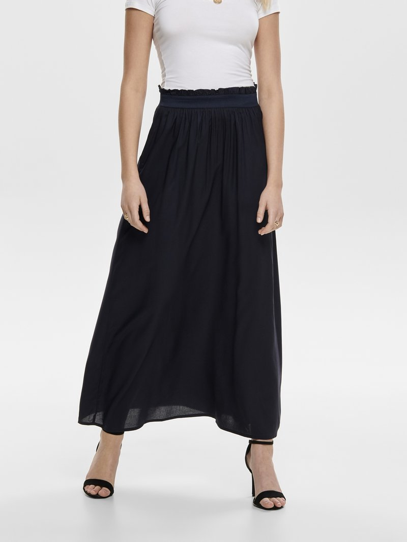 ONLY - Pleated skirt - night sky