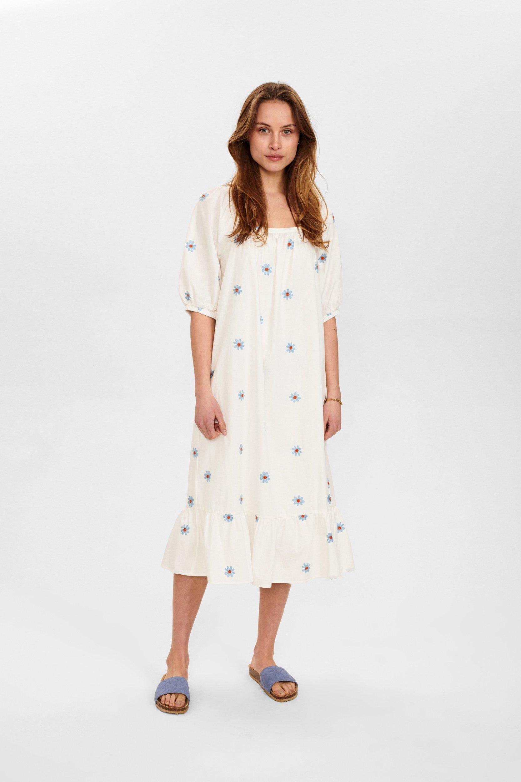 Women NUBLOOMY DRESS - Day dress
