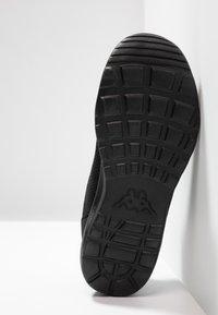 Kappa - TUNES - Scarpe da fitness - black - 4