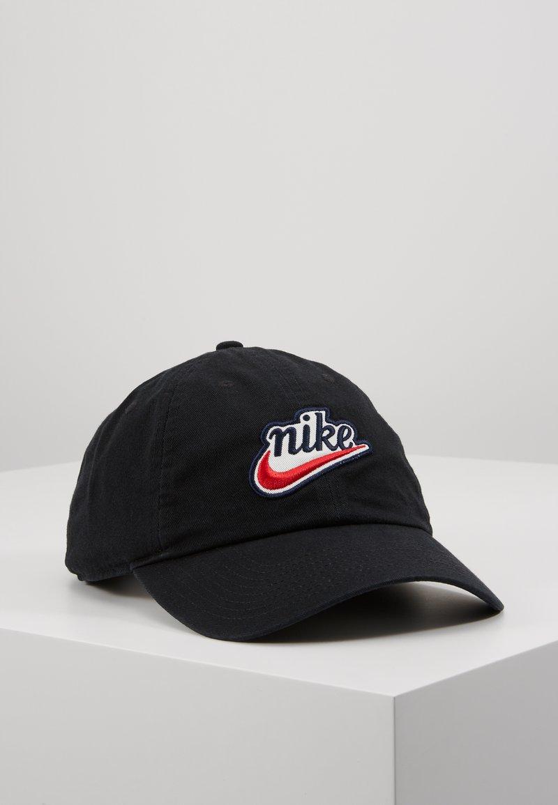 Nike Sportswear - FUTURA HERITAGE - Cap - black