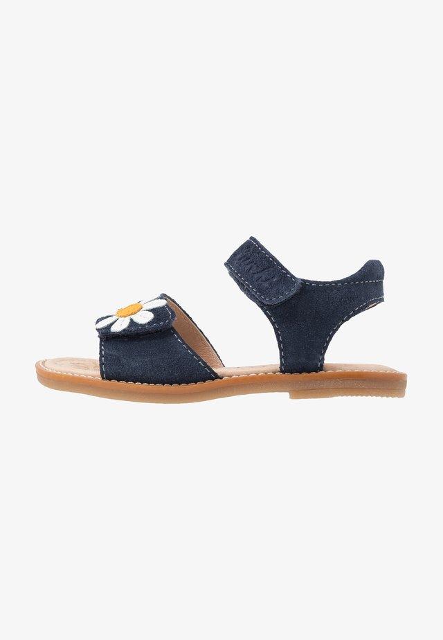 ZENZI - Sandals - navy