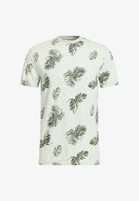 WE Fashion - Print T-shirt - green - 5