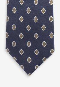 Next - Tie - dark blue - 2