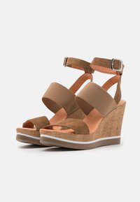 Felmini - MARY - High heeled sandals - marvin/stone