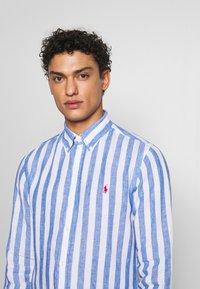 Polo Ralph Lauren - STRIPE SLIM FIT - Camicia - blue/white - 3
