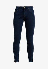 Diesel - SLANDY ZIP - Jeans Skinny Fit - indigo - 5