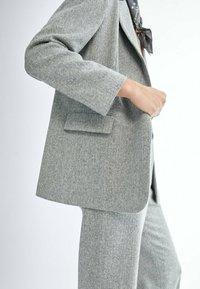 Massimo Dutti - Short coat - grey - 1