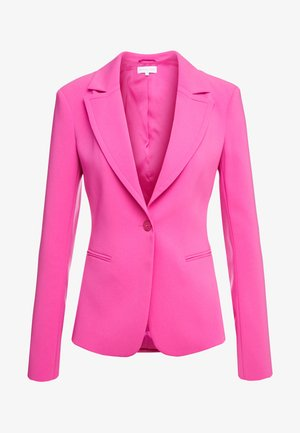 HIGH FIT - Blazer - very berry