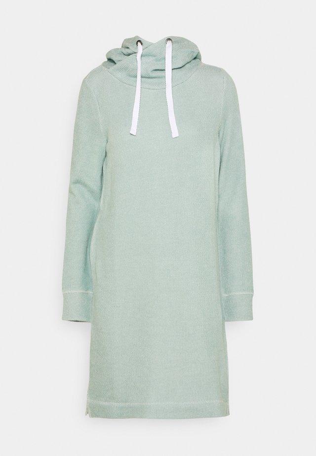 NAKETAN - Pletené šaty - dusty green