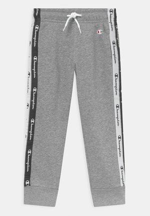 AMERICAN TAPE PANTS UNISEX - Träningsbyxor - mottled grey