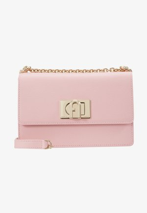 MINI CROSSBODY - Across body bag - rosa chiaro