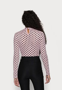Missguided Petite - SPOT BODYSUIT - Blouse - baby pink - 2