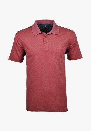Polo shirt - rot/orange