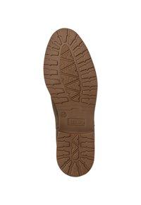 Tamaris - BOOTS - Classic ankle boots - dk. olive/moc. - 4
