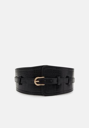 PCLINNY WAISTBELT - Cintura - black