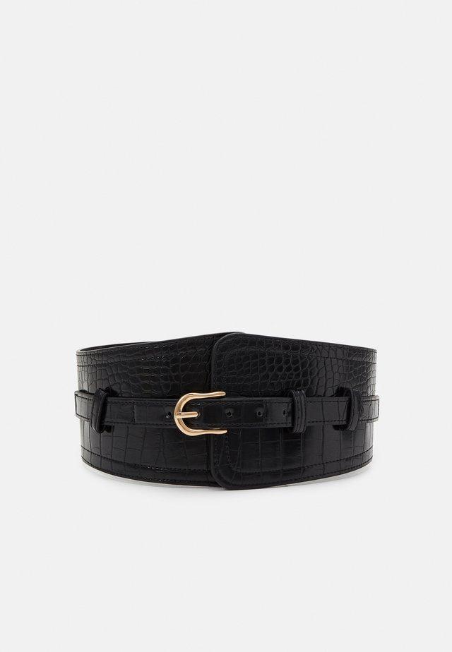 PCLINNY WAISTBELT - Cinturón - black