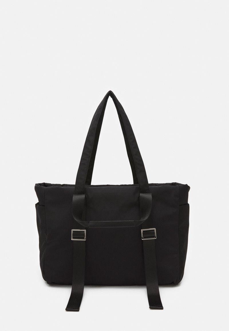 MAX&Co. - PARETE SET - Tote bag - nero