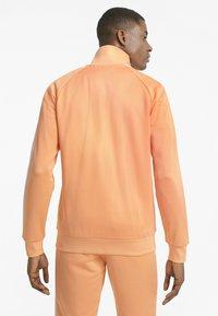 Puma - Training jacket - peach cobbler - 2