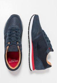 Hackett London - Sneakersy niskie - navy - 1