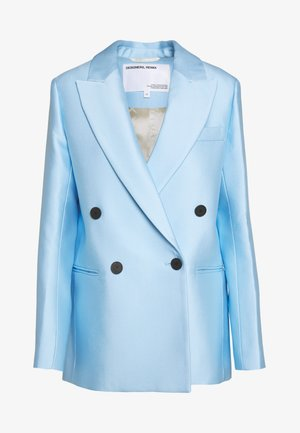 HAILEY - Short coat - sky blue