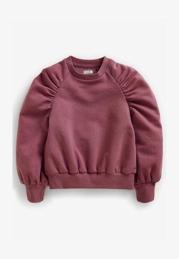 VOLUME  - Sweatshirt - berry