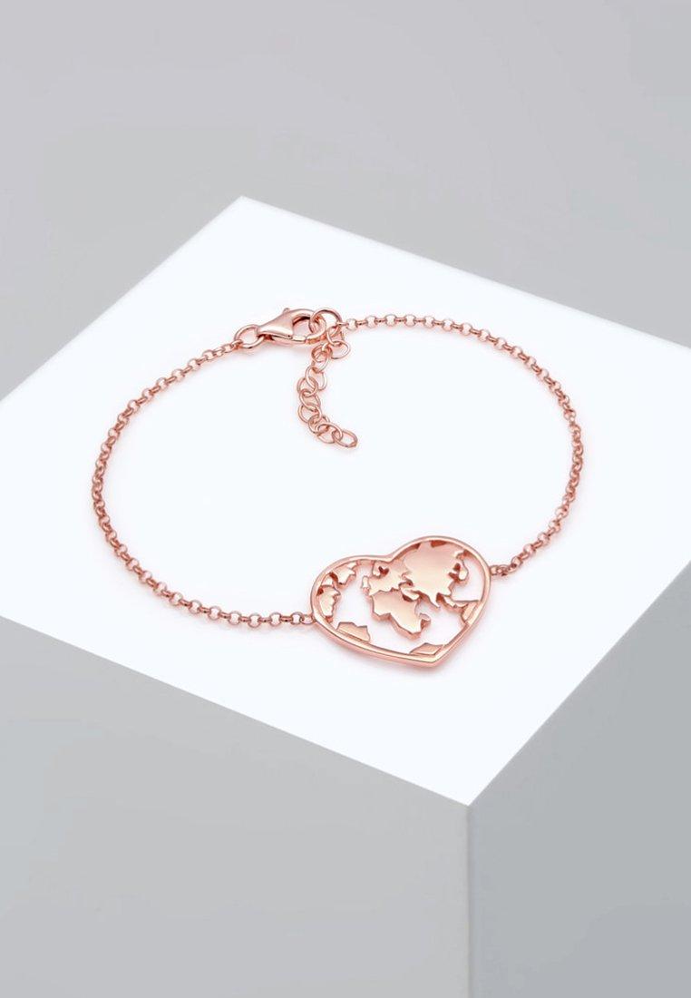 Femme GLOBE HEART - Bracelet