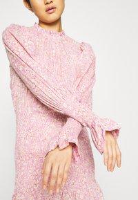 Bec & Bridge - EMMANUELLE MINI DRESS - Day dress - pink - 6