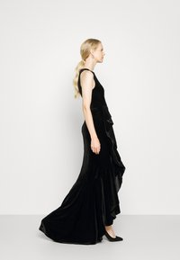 Adrianna Papell - CASCADE GOWN - Occasion wear - black - 4