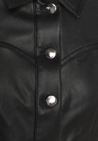 ONLY - ONLWESTA  - Faux leather jacket - black - 5
