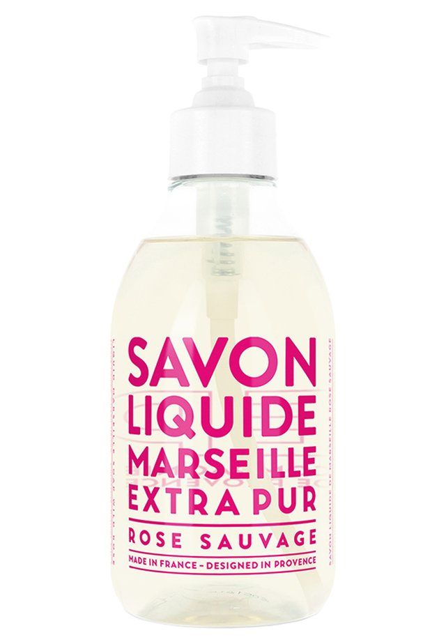 LIQUID MARSEILLE SOAP - Sapone liquido - wild rose