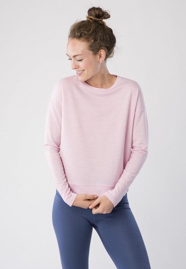 JONSER - Sweatshirt - rose