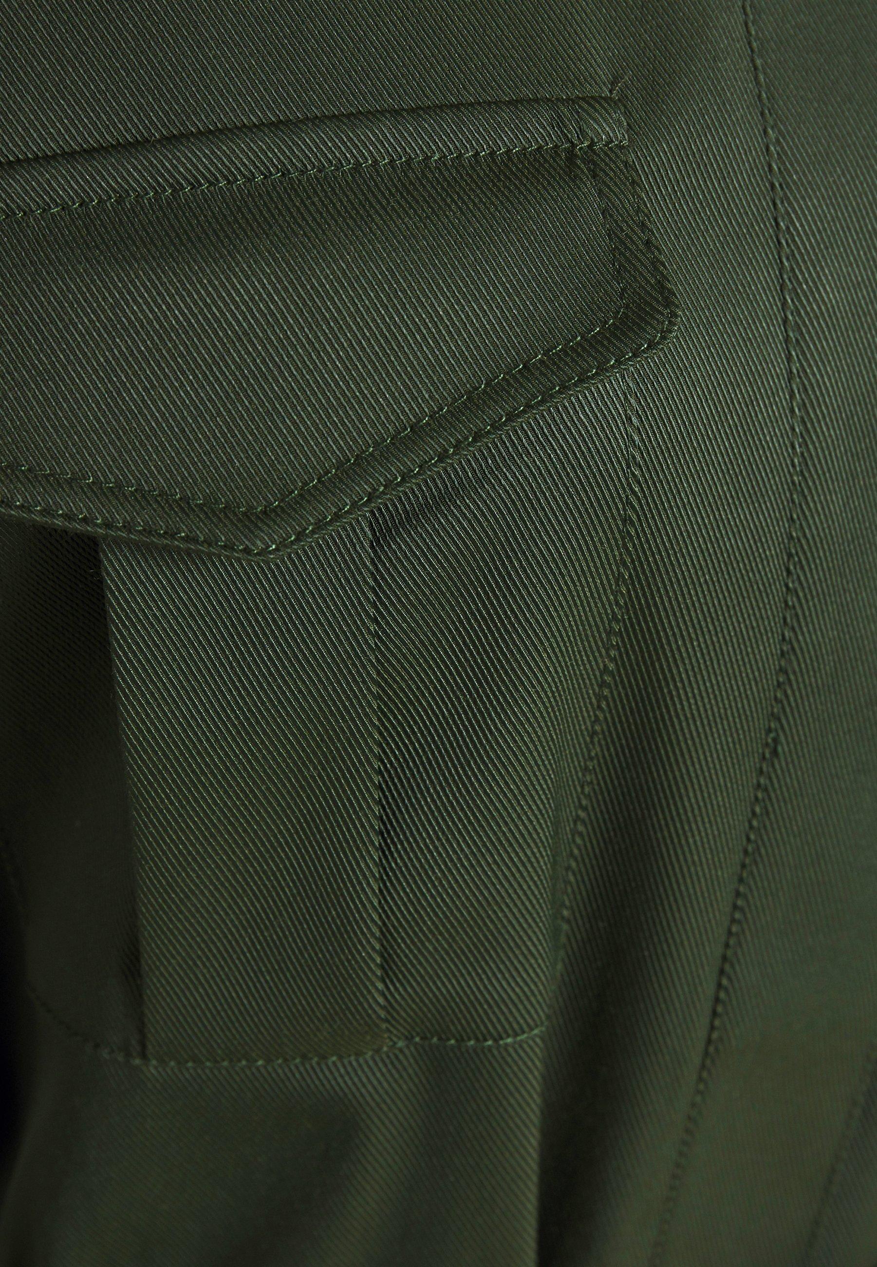 Mos Mosh AMY DRESS Blusenkleid khaki