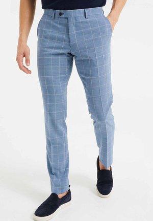 Kalhoty - greyish blue