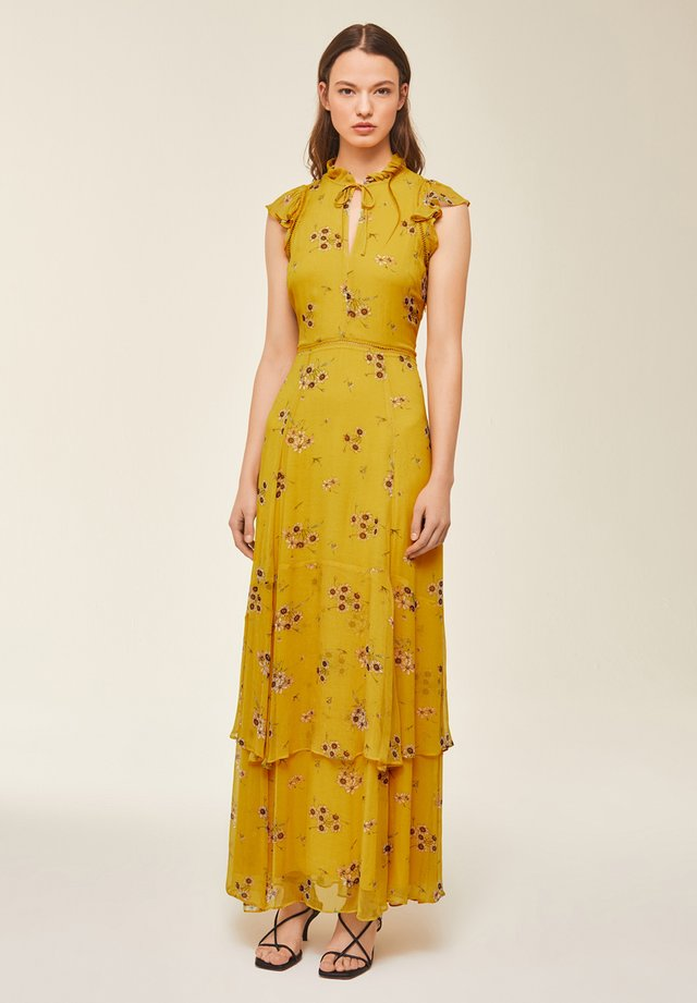 IVY & OAK - Robe longue - yellow