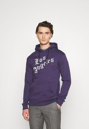 HARTLEY HOOD - Hoodie - purple