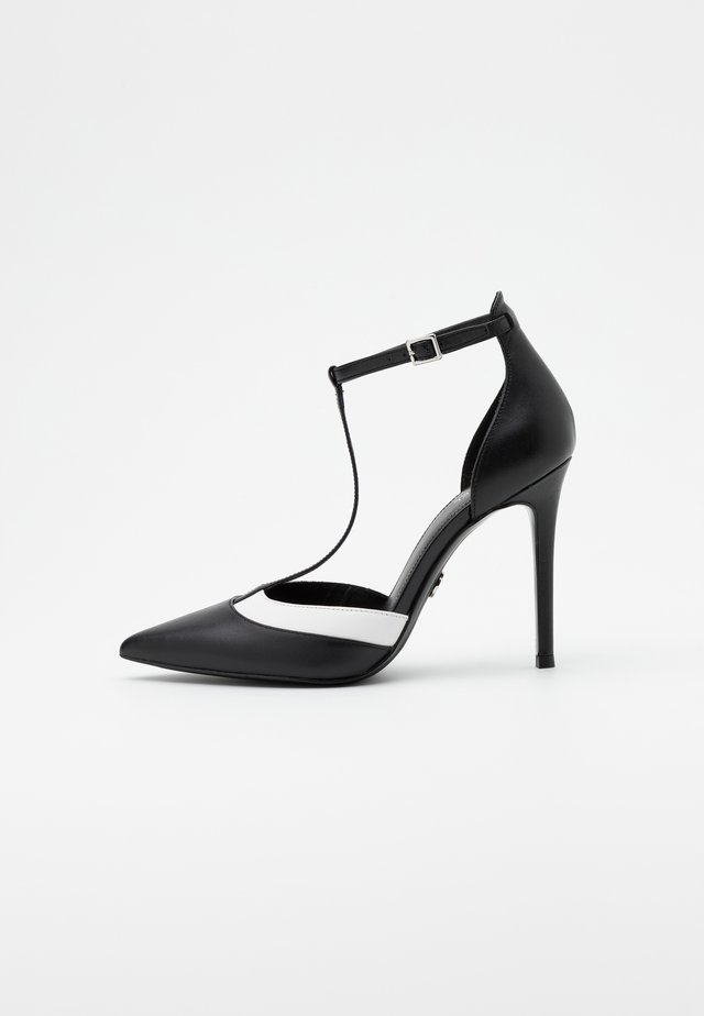 RENATA - Zapatos altos - black