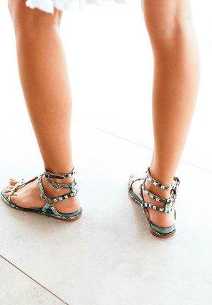 RACHEL - Sandals - green