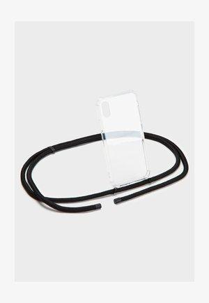 BASIC IPHONE 7/8 PLUS - Phone case - black/black