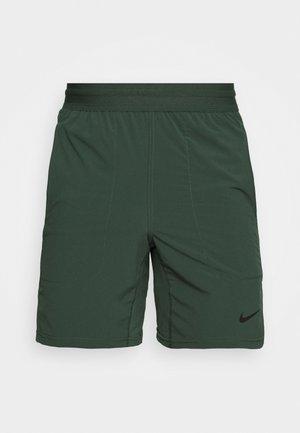 SHORT YOGA - Pantalón corto de deporte - galactic jade/black